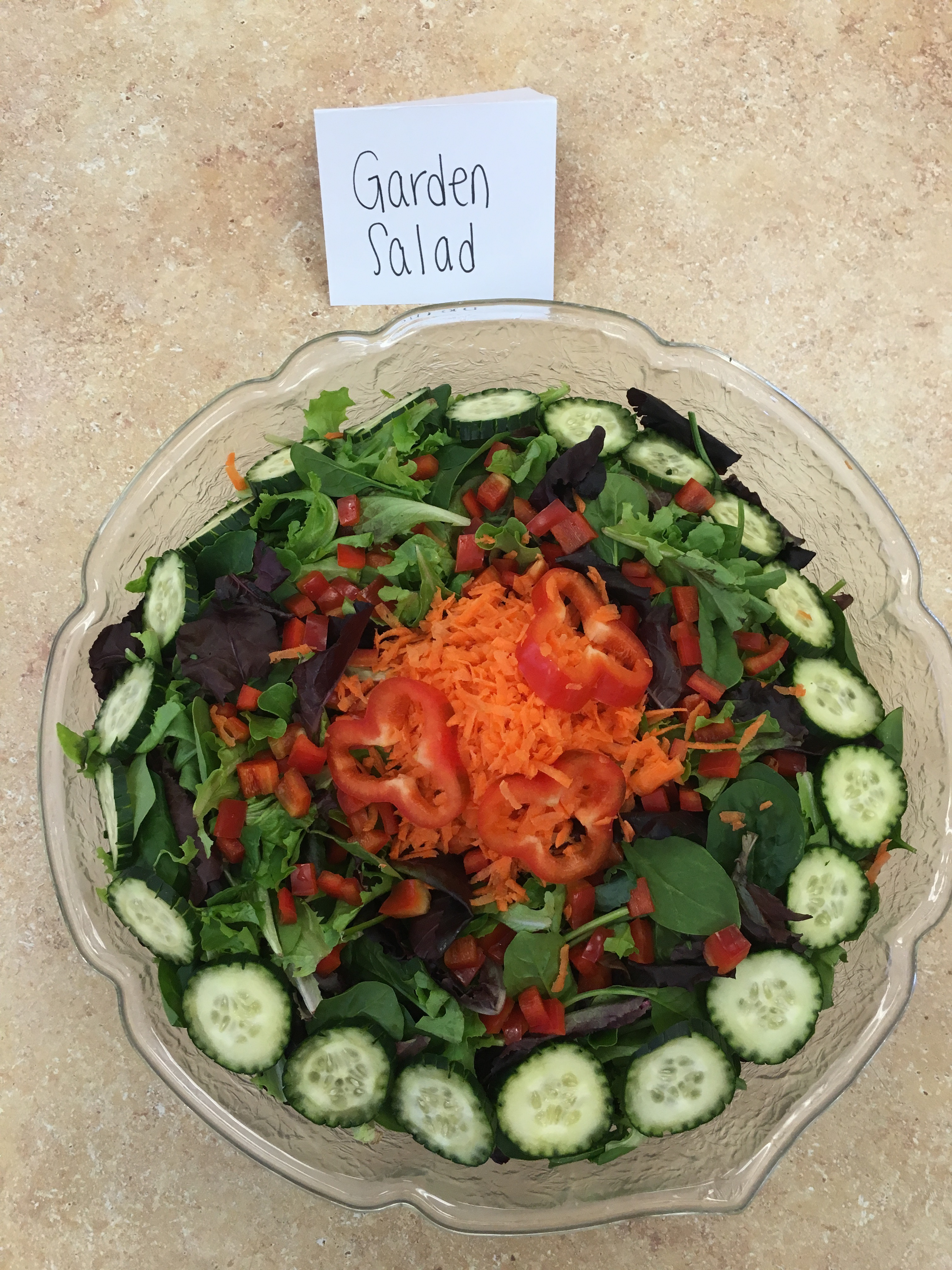 Image of a Garden Salad