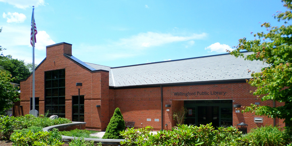 Wallingford Public Library Photo