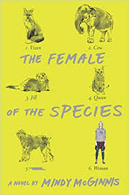 The Female of the Species book cover